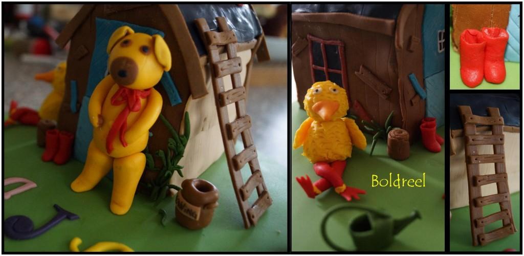 Bamse og kylling 3