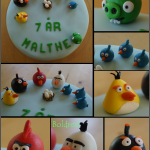 Angry birds kage